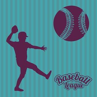 Liga baseballowa