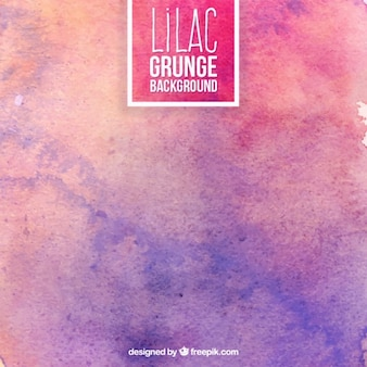 Lilac grunge