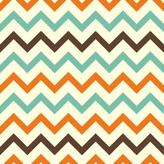 Linia fala bezszwowe tło wzór tkaniny