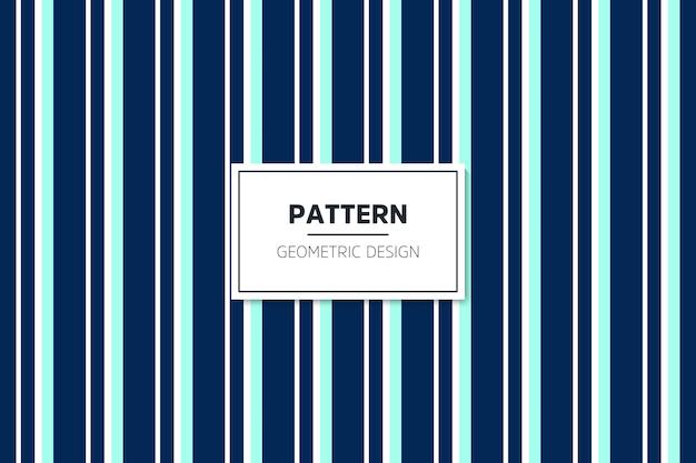 Liniowy kolorowy geometryczny wzór