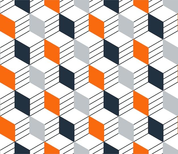 Liniowy wzór, cienkie linie. subtelne tło geometryczne
