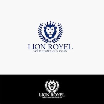 Lion royel logo