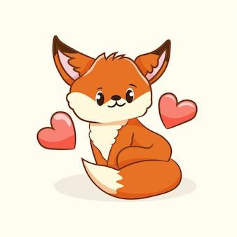 Lis w miłości