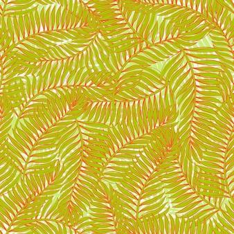 Liście palmowe