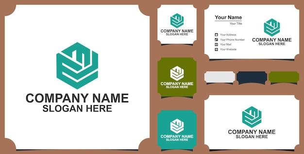 List do mnie logo ikona elementy szablonu projektu ilustracja