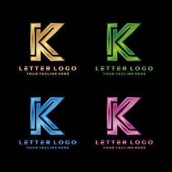 List k. streszczenie, luksusowy projekt logo