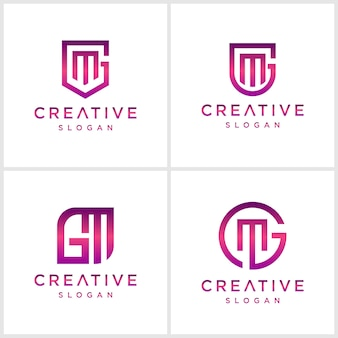 List pakiet mg logo