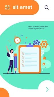 Listy kontrolne lub koncepcje ankiet