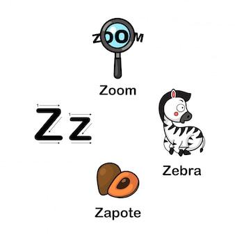 Litera alfabetu z