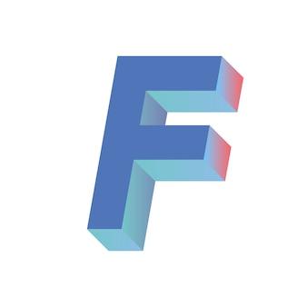 Litera f.