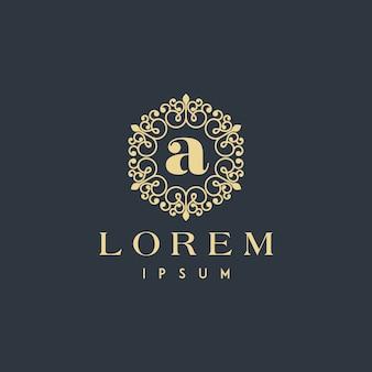 Litera i logo ozdoby