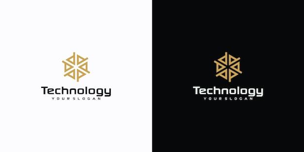 Litera p elementy szablonu projektu ikona logo.