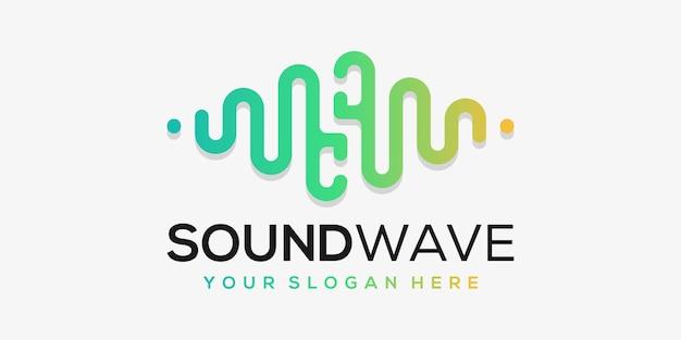 Litera sz pulsem. element akordu. szablon logo muzyka elektroniczna, korektor graficzny, sklep, muzyka dj, klub nocny, dyskoteka.