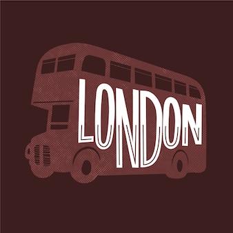 Literowanie miasta londynu