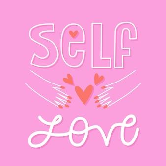 Literowanie własnej miłości