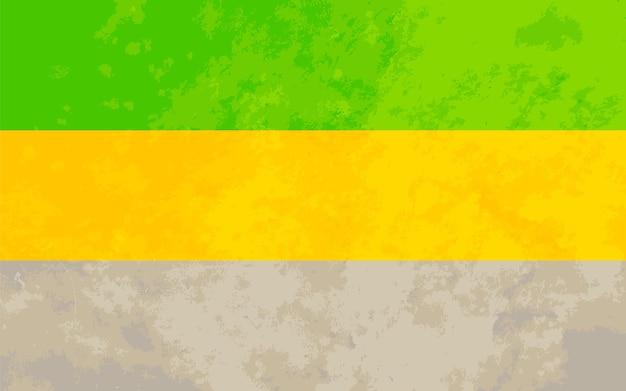 Litromantyczny znak, litromantyczna flaga dumy z teksturą