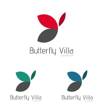 Logo abstrakcyjne, litera początkowa b
