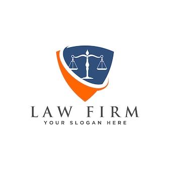 Logo adwokata i prawa