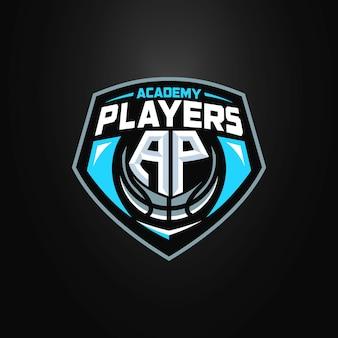 Logo ap lettermark