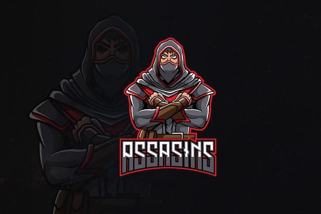Logo assasins esport
