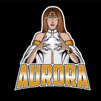 Logo aurora esport