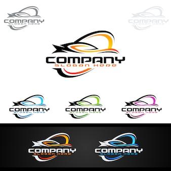 Logo auto car