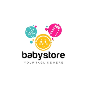 Logo babystore