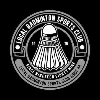 Logo badmintona
