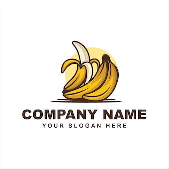 Logo bananowe