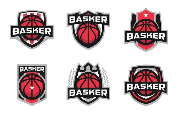 Logo basker sport