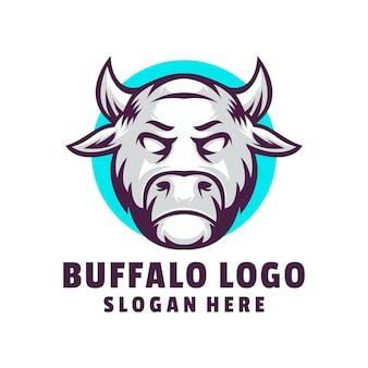 Logo bawołów