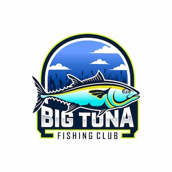 Logo big tuna fishing club