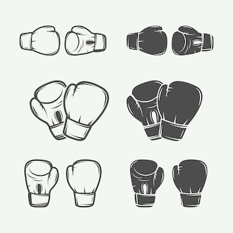 Logo boksu i sztuk walki