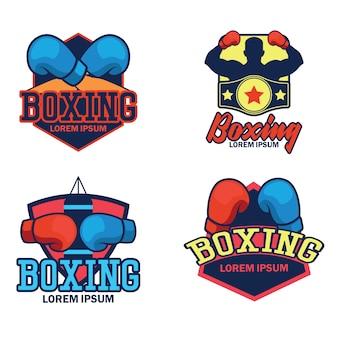 Logo boksu