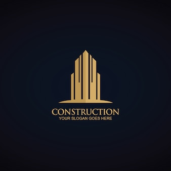 Logo budowlane