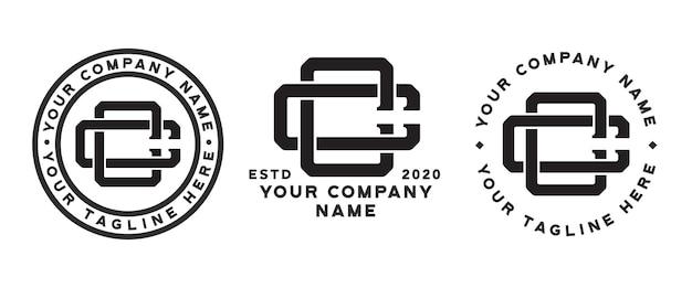 Logo cc monogram