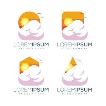 Logo chmury