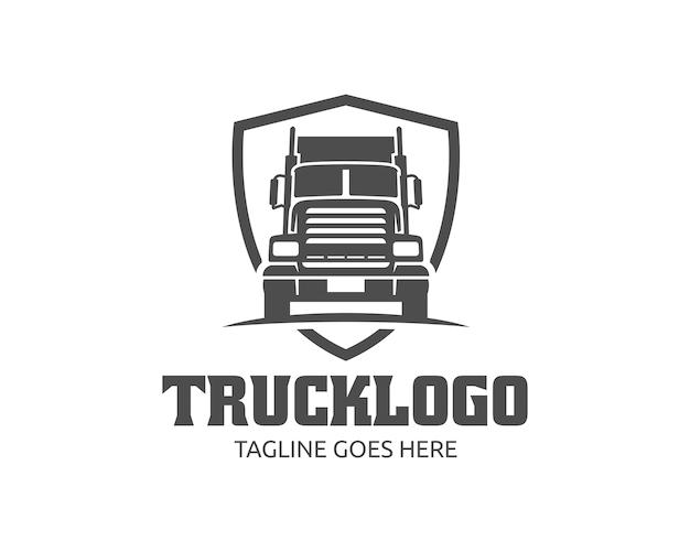 Logo ciężarówki