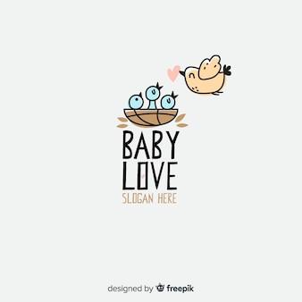 Logo dla niemowląt