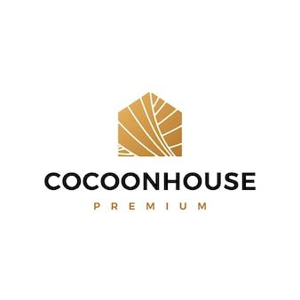 Logo domu cocoon
