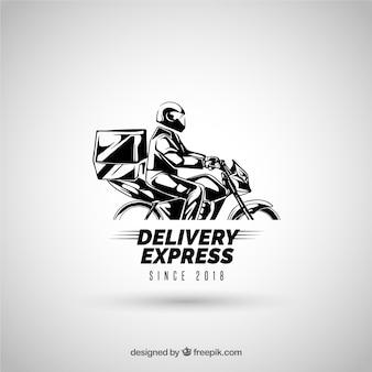 Logo dostawy dla firmy