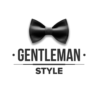 Logo dżentelmena