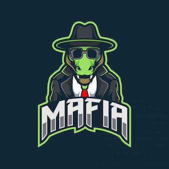Logo e-sportu mafijnego