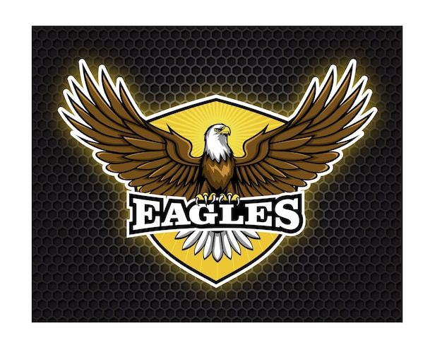 Logo e-sportu orła