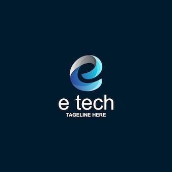 Logo e tech
