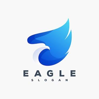 Logo eagle gotowe do użycia