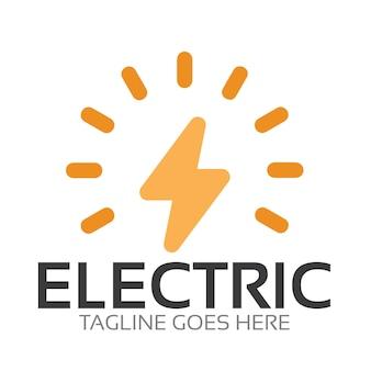 Logo elektryczne