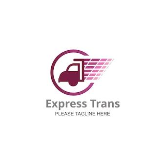 Logo express trans