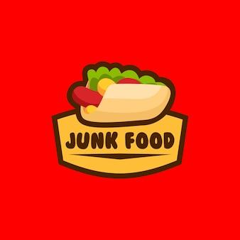 Logo fast foodów