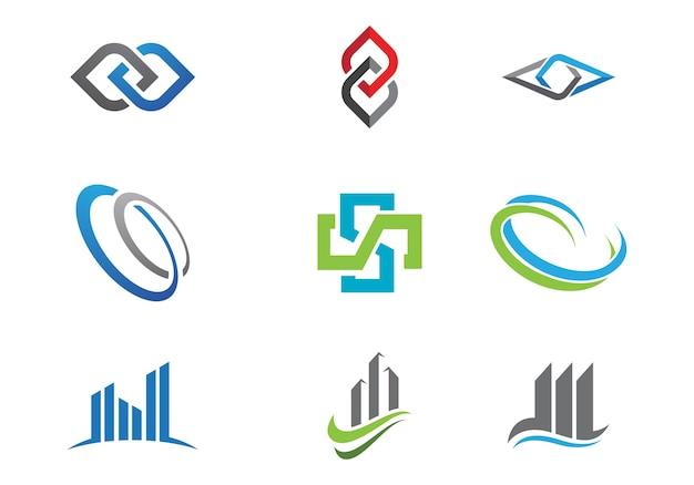 Logo finansów biznesowych